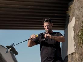 Nabil Elderkin, director of 'The Flying Passenger'