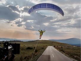 Volvo Trucks Live Test 'The Flying Passenger'