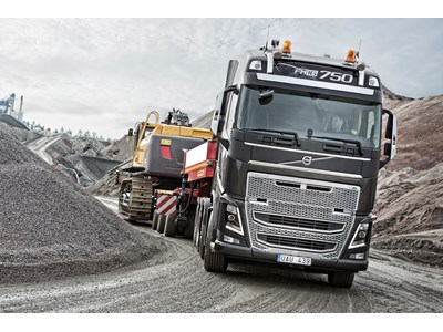 Sales Start for Volvo FH16 Euro 6