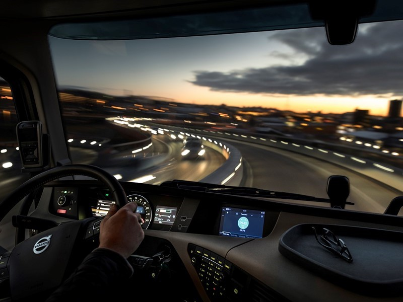 Volvo Trucks | thenewsmarket.com : Integrated system for services ...