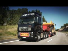 Volvo Trucks' 16-litre Engine Celebrates with 750 hp for 25th Anniversary