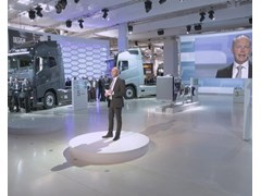 New Volvo FH Takes Centre Stage at IAA