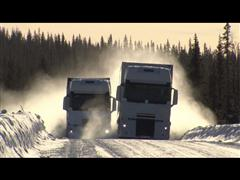 Volvo Trucks Tests new FH Truck in Extreme Conditions