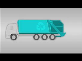 The new Volvo FM – Extended and improved chassis flexibility (animation)