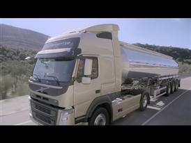 The new Volvo FM – the ideal all-round player in Volvo Trucks' model range-with narration