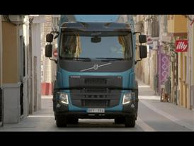 New Volvo FE – Running footage