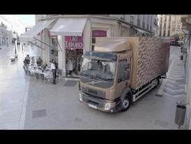 The new Volvo FE and Volvo FL: optimised for city and suburban deliveries - with narration