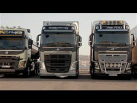 Volvo Trucks has renewed its entire truck model range in eight months