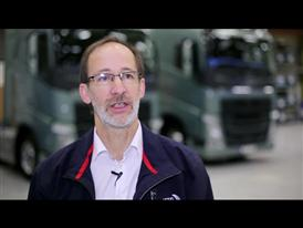 Interview with Carl-Johan Almqvist, Product Safety Director, Volvo Trucks