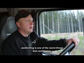 Interview Johan Sundberg, Owner, Sundbergs Haulage Company