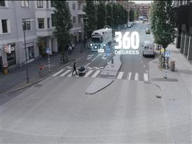 Volvo Trucks - New all-around visibility technology (VO and Graphics)