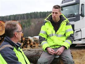 Short clip: interview Henrik Gustafsson