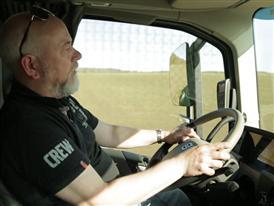 Short clip: Claes Hillén, Vehicle Test Expert, Volvo Trucks.