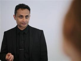 Asok George, Chief Designer Exterior, Volvo Trucks