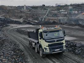 Volvo Trucks – Automatic Traction Control - for improved driveability and economy