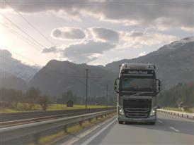 """Epic split"" driver stars in the new tv-series Reality Road"