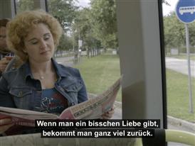 Silent Bus Sessions - Driver Portrait German