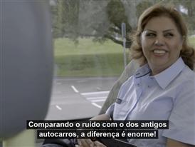 Silent Bus Sessions - Driver Portrait Portuguese