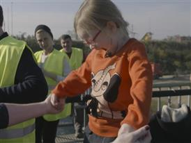 EDITED PACKAGE (VO only): Volvo Trucks - Meet Sophie: Behind the Scenes of Look Who's Driving