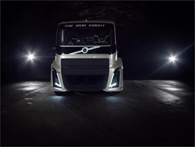 The World's Fastest Truck – Volvo Trucks – The Iron Knight
