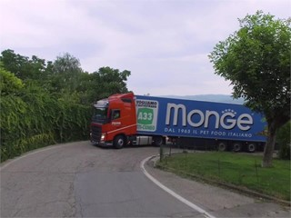 Volvo Trucks - Always on the hunt for eco-friendly solutions – Meet our Customer: Monge & C SPA