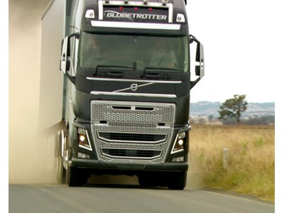 The new Volvo FH series – Prepared for the Tough Australian Market