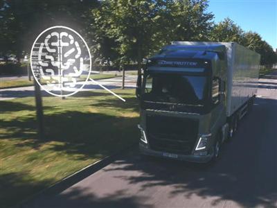 A Smartphone on Wheels: Here's How Tomorrow's Intelligent Trucks Work