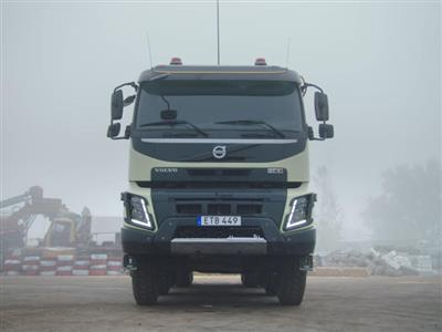 A Volvo Truck in One of the Toughest Tests Ever