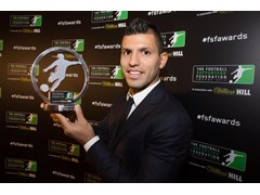 Vardy, Aguero and Alexis on Shortlist for 2015 FSF Player of the Year Award
