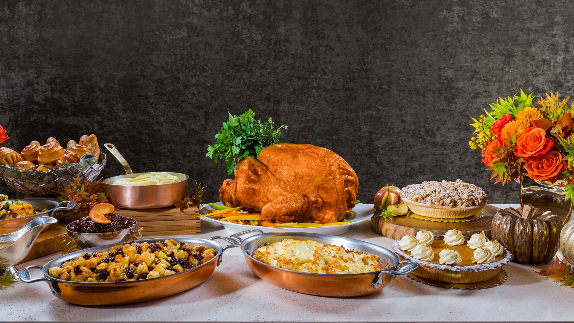 Wynn Las Vegas Pressroom Wynn Offers Options To Create The Perfect At Home Thanksgiving Celebration