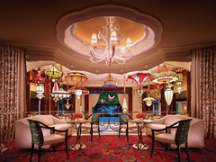 Wynn Las Vegas Unveils Stunning Refresh to Parasol Up Lounge