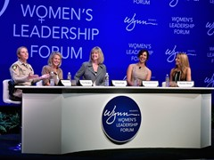 Wynn Resorts Holds Second Women's Leadership Forum