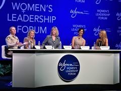 Wynn Resorts Holds Second Women's Leadership Forum