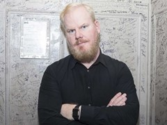 "Wynn Las Vegas Welcomes Back Comedian Jim Gaffigan with  All New ""The Pale Tourist"" World Tour, June 13"