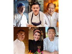 Award-winning Celebrity Chefs Partner in the Latest Wynn Guest Chef Dining Series