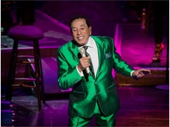 Smokey Robinson Returns to Wynn Las Vegas  for Three-Night Engagement, Sept. 2019