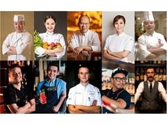世界名廚聯手獻技 亮相新一季「永利客席名廚饗宴」