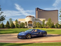 Win a 2019 McLaren 570S Spider at Encore Boston Harbor