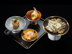 "Wynn Honors China's Culinary Heritage, Wing Lei Palace Presents ""Ruyi Gastronomy Experience: Rediscovering the Lost Flavors of Cantonese Cuisine"""