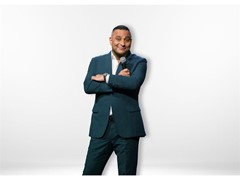 Wynn Las Vegas Welcomes Comedian Russell Peters to Encore Theater, June 2020