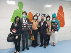 Wynn takes lead to purchase sustainable masks from local SME
