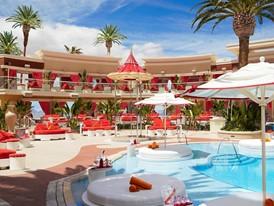 Encore Beach Club Cabanas