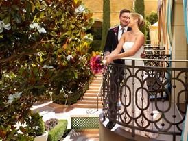 Weddings-Pool Cabana Balcony-Barbara Kraft