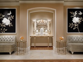 The Wedding Salons at Wynn Las Vegas Foyer