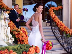 Sunset Terrace Wedding at Wynn Las Vegas