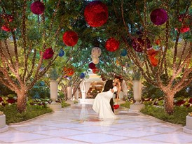 Weddings at Wynn Las Vegas - Atrium