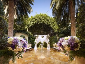 Weddings - Primrose Courtyard