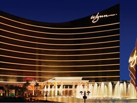Wynn Macau -  Wynn Tower Exterior by Babara Kraft