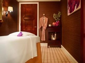 Wynn Two-bedroom Suite - Spa Room  by Barbara Kraft