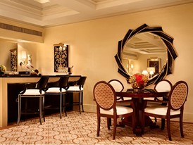Wynn Two-bedroom Suite - Bar  by Barbara Kraft